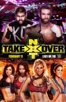 NXT Takeover 2015 by sentryJ