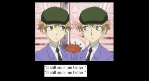 Ouran motivational by hollipops14