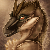 Icon Comish - Prehistoric and Pretty by TwilightSaint