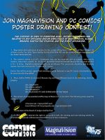DCat75 Poster Contest Rules by wrathofkhan