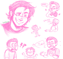 Markiplier - by lewisrockets