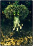 Swamp Thing by eclecticeel
