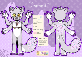 Gummi by BeheadedPixels
