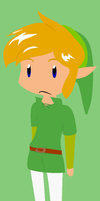 Link doodle by Tammiikat
