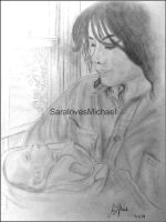 Michael and Prince by SaralovesMichael