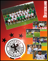 Nationalmannschaft Poster Design by TheInimitableECypher