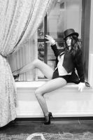 Zatanna - I've Abused People's Minds by AmeZaRain