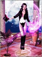 Zatanna Young Justice by tiangtam