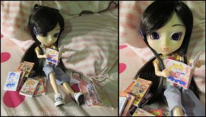 Pullip: Manga and Art Books by Serenity-Sama