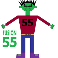 FUSION 55 by Flame-dragon