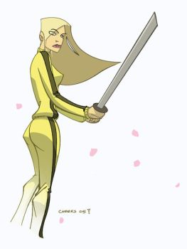 Kill Bill by cheeks-74