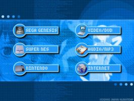 Emulator Interface 1 by i64X