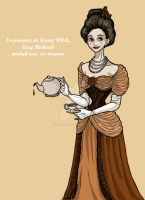 Mrs Lucy Richards by LaTaupinette