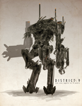 District 9 Bot by justincurrie