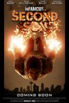Infamous Second Son Movie Poster by jessicarae24
