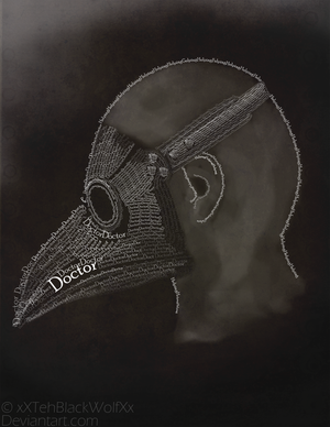The Plague Doctor by TobiIsTheHero