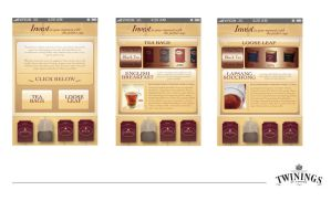 Twinings iPhone App. Part 2 by carrena10