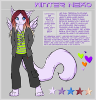 Neko winter 2013 ref by Neotheta