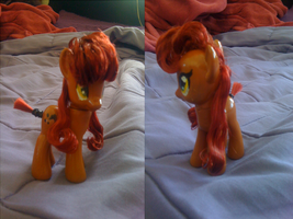 my little customs - Crimson Falsetto by scarlet-colored-moon