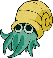 Omanyte WWS by the19thGinny