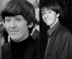Wow..George and Dhani :3 by OnlyLoveWillLast