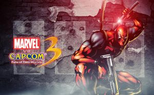 MVC 3 Deadpool Wallpaper by TheShadowloo