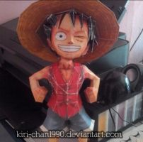 Luffy by kiri-chan1990