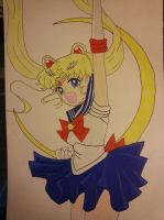 Sailor Moon by NovaLynne
