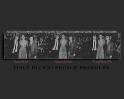 HP half blood prince premiere by avadaxkedavra