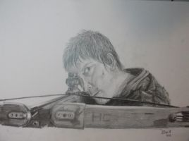 Daryl by BrotugueseViking