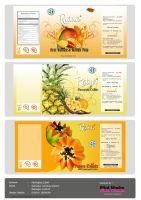 Ratna - Packaging Label 2 by MadreMedia