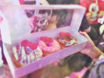 Hello Kitty Donuts by LaserBaconNinja