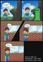 Minecraft in a nutshell by pikmin789