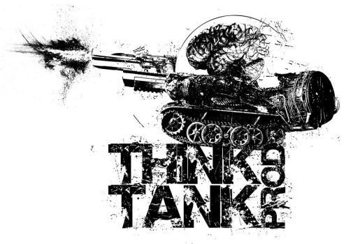 New THINK TANK logo by iconRED