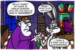 Bugs Bunny Lost in Time by theEyZmaster