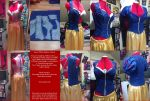 Snow White Bodice: Take 2 by TheBumblyBee