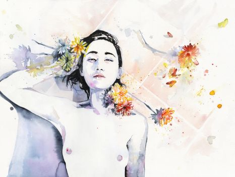 A New Morning by agnes-cecile