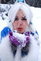 Snow by misfitghost