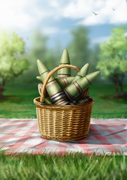 Have a Picnic! by Sly-Mk3