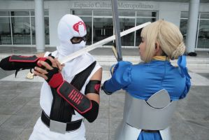 Storm Shadow vs Saber by El-Saint