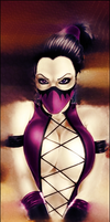 Mileena Smudge 2 by Arm39