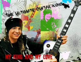 the ultimate guitar king by madela13