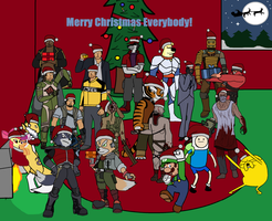 Merry christmas by ZergRex