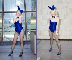 Blue Bunny by Yashuntafun