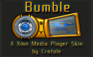 Bumble Xion Skin by Crotale