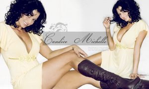 Candice Michelle by DigitalxCyanide