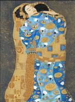 Embrace - Klimt inspiration by LauraMel