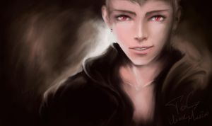 Tower of God -Urek Mazino by Lanty-ka