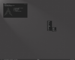 7-27-08 - Arch Linux by Opeth115