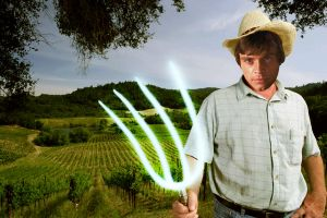 Farmer Skywalker by mapacheanepicstory